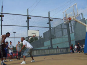 playground-basket