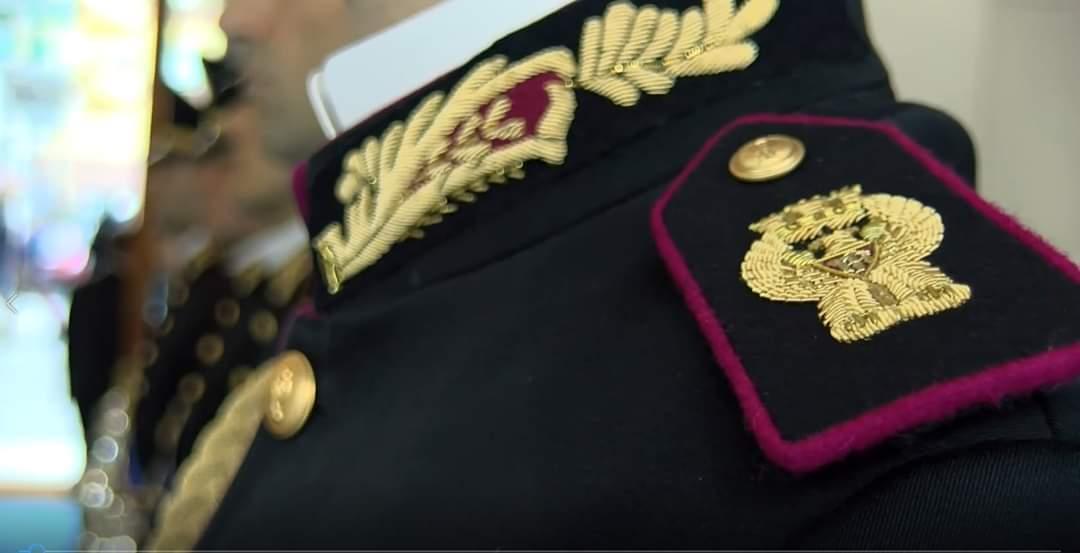ufficiale polizia di stato