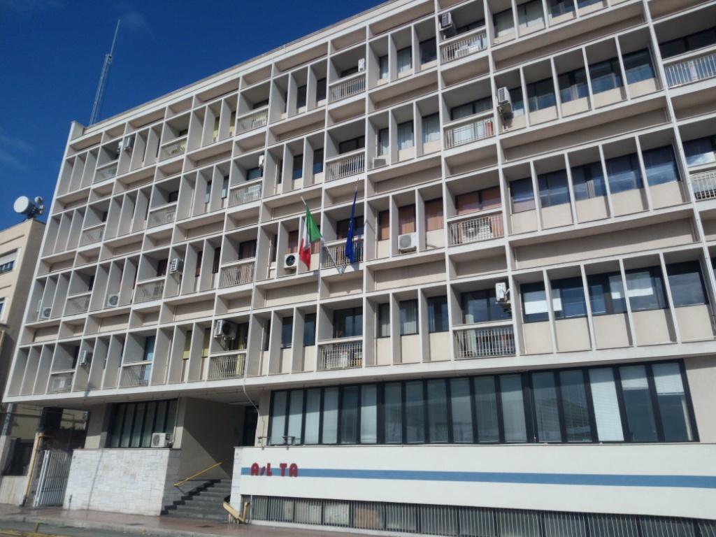 sede amministrativa ASL-TA concorsi