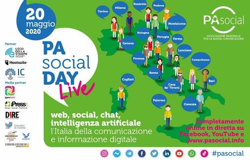 PA SOCIAL DAY LIVE 2019