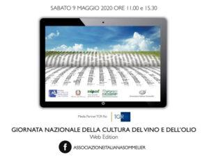locandina giornata nazionale della cultura del vino