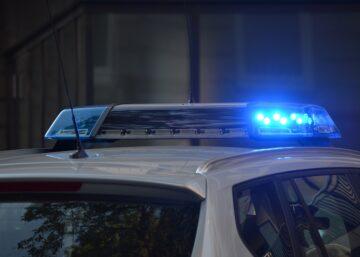 macchina polizia di stato