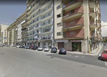 lavori AQP in viale magna grecia a Taranto